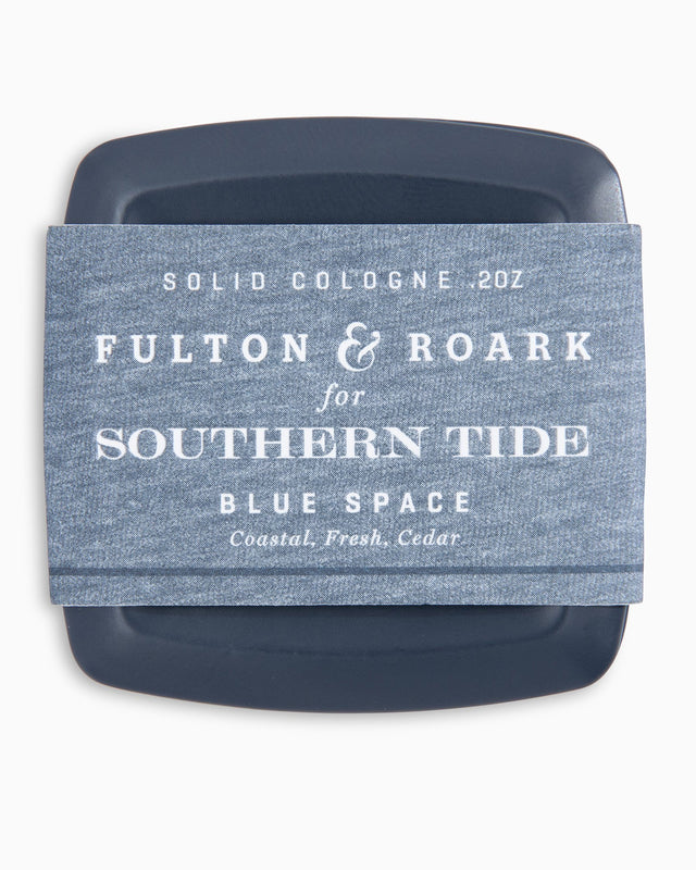 Fulton & Roark Solid Cologne-Blue Space | Southern Tide