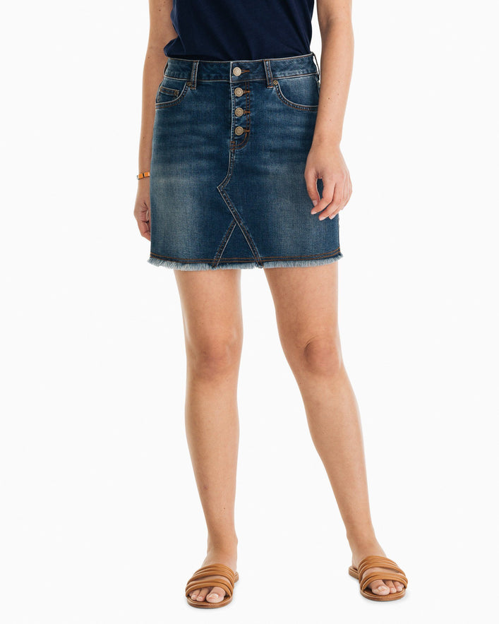 Gabriela Denim Skirt