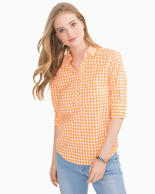Gameday Intercoastal Hadley Popover | Southern Tide