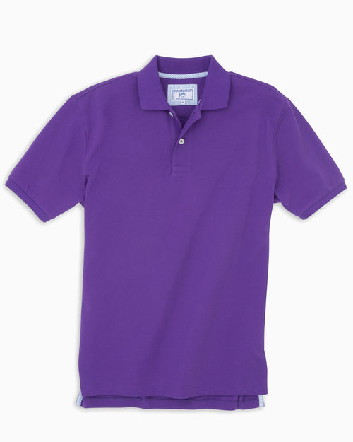 Skipjack Gameday Colors Polo Shirt | Southern Tide