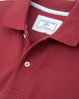 College of Charleston Pique Polo Shirt | Southern Tide