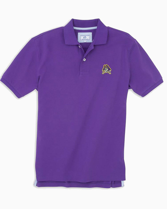 East Carolina Pique Polo Shirt