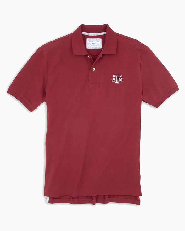 Texas A&M Aggies Pique Polo Shirt