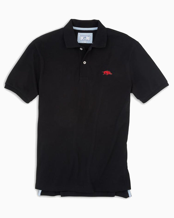 Arkansas Razorbacks Pique Polo Shirt