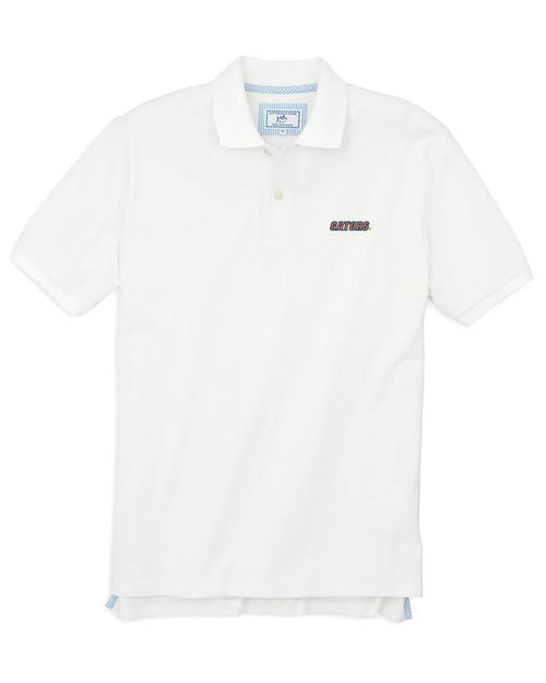 Florida Gators Pique Polo Shirt | Southern Tide