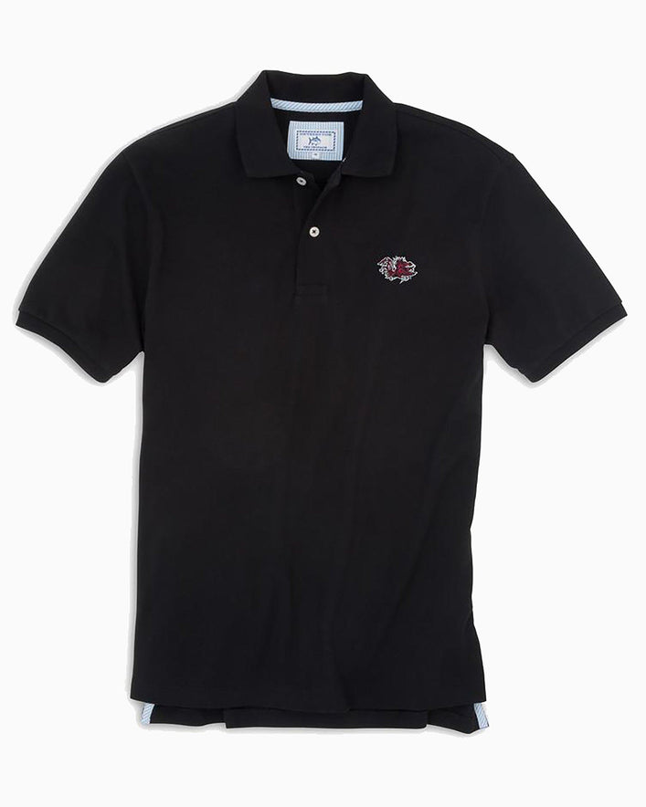 USC Gamecocks Pique Polo Shirt