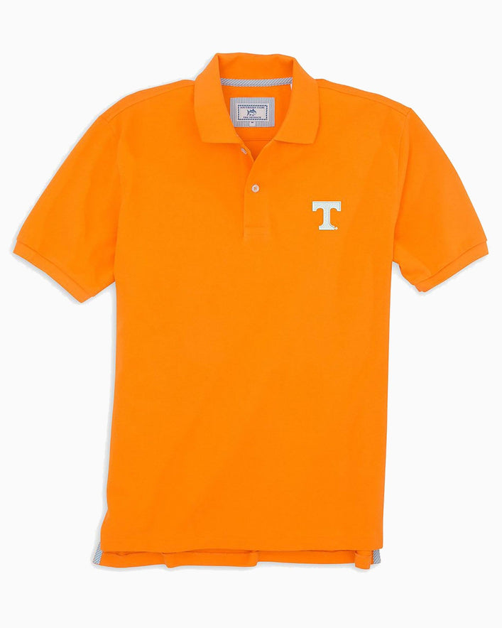 Tennessee Vols Pique Polo Shirt