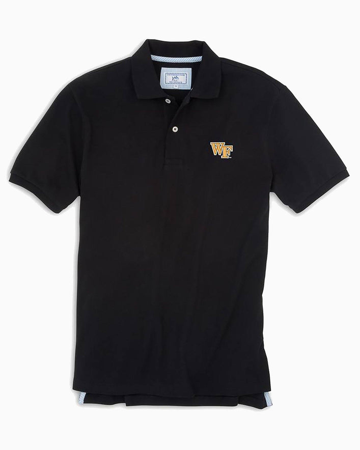 Wake Forest Pique Polo Shirt
