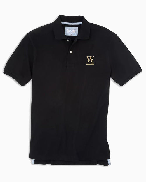 Wofford Pique Polo Shirt | Southern Tide
