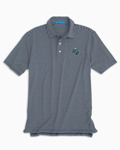 Coastal Carolina Striped Polo Shirt | Southern Tide