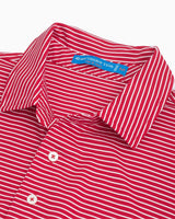 Cincinnati Striped Polo Shirt | Southern Tide