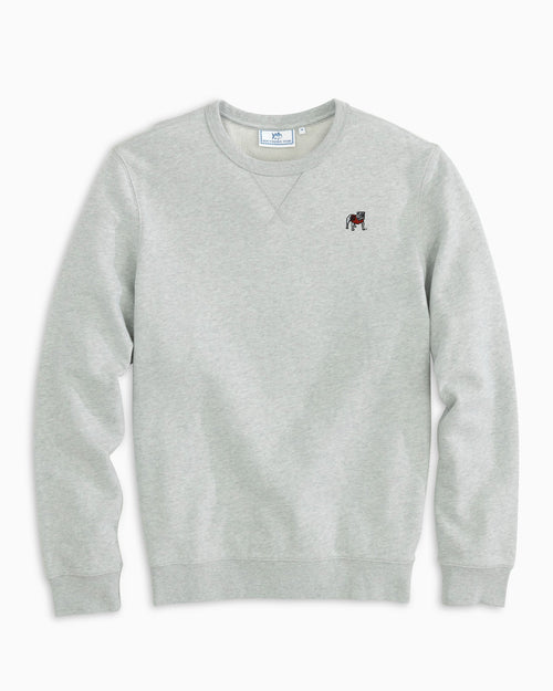 Georgia Upper Deck Pullover Sweater | Southern Tide