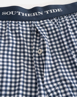 Gingham Performance Boxer | Southern Tide