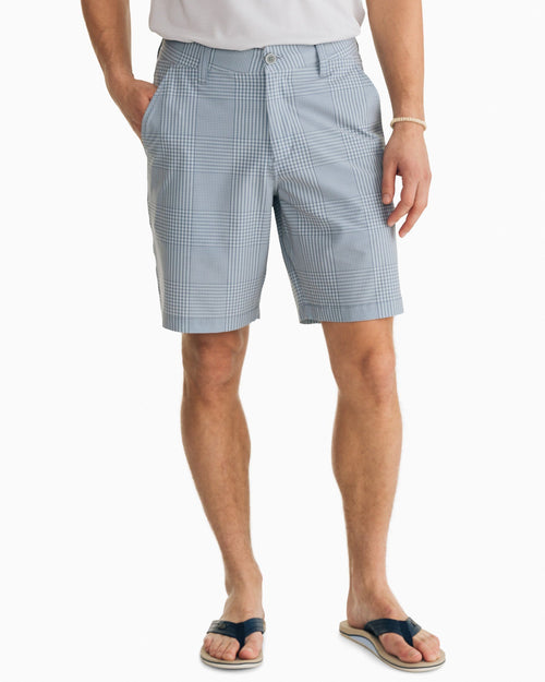 Gingham T3 9 Inch Gulf Short | Southern Tide