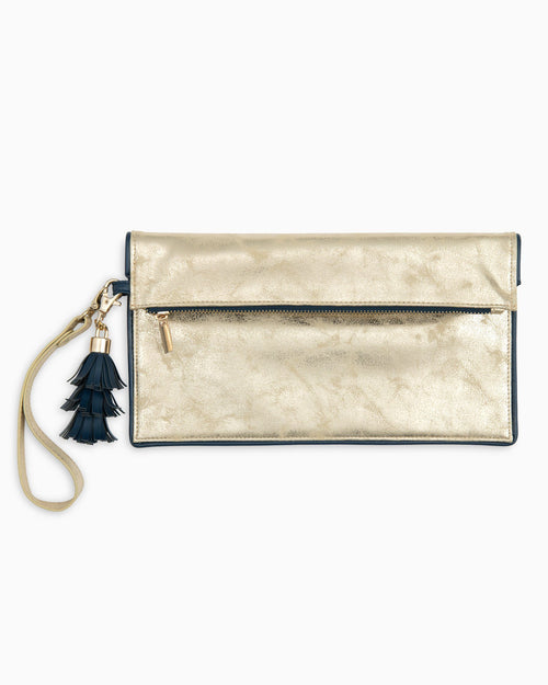 Gold Clutch | Southern Tide