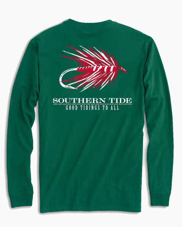 Good Tidings To All Long Sleeve T-Shirt