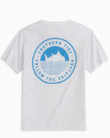 Kids Skipjack Circle Patch T-Shirt | Southern Tide