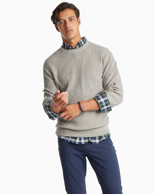 Grove Crewneck Pullover Sweater | Southern Tide