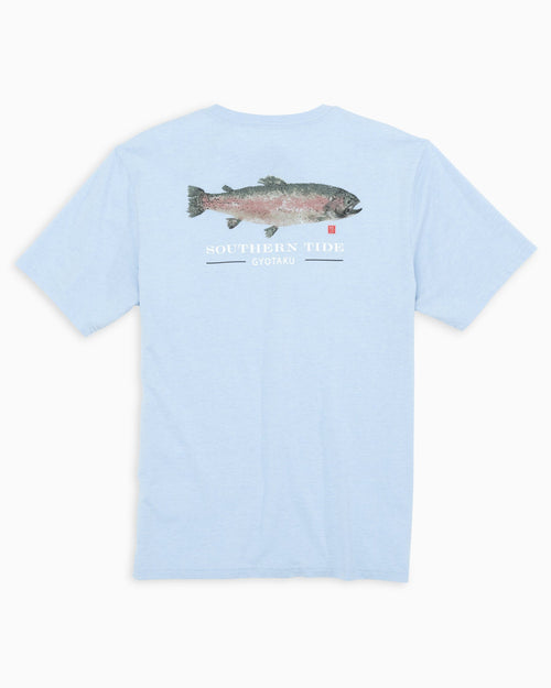 Gyotaku Rainbow Trout T-Shirt