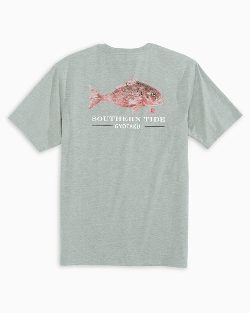 Gyotaku Rock Fish T-Shirt