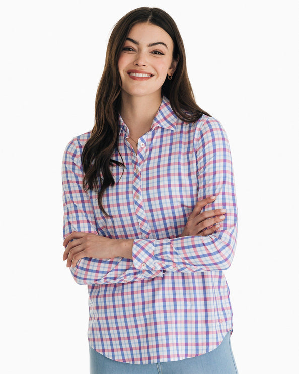 Hadley Intercoastal Popover Shirt