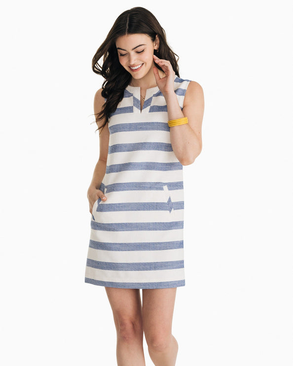 Hallie Striped Dress