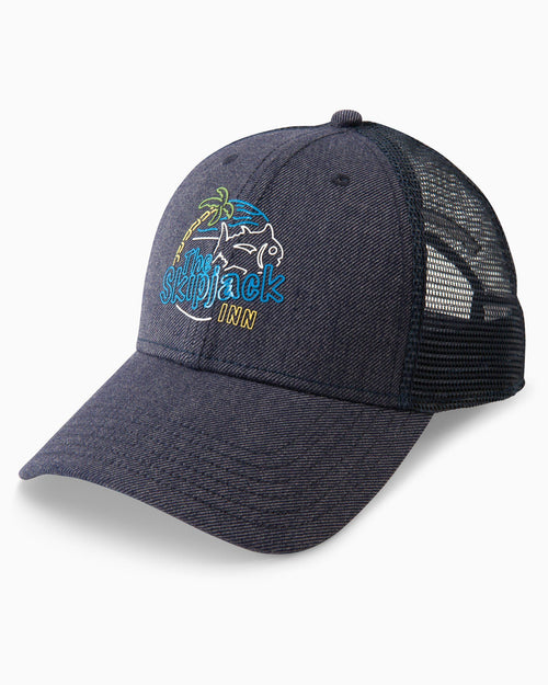 Heathered Skipjack Inn Trucker Hat | Southern Tide