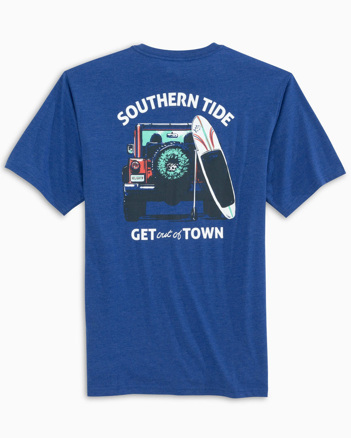 Holiday Get Out of Town T-Shirt