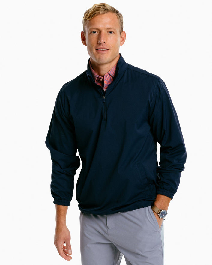 Intercoastal Quarter Zip Pullover