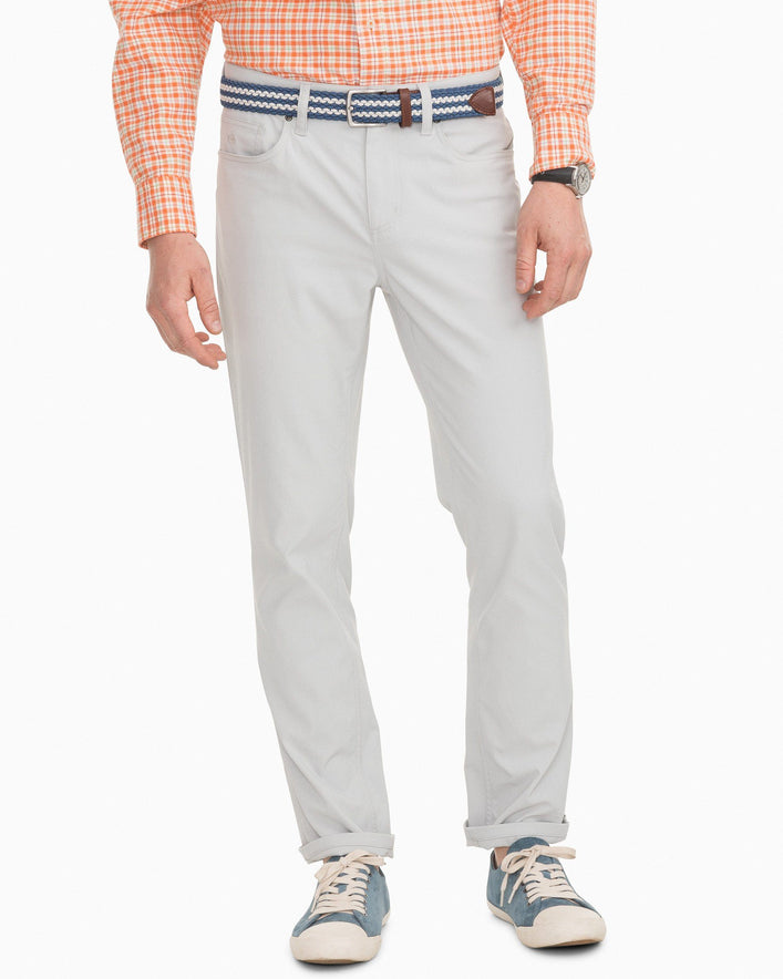 Intercoastal Performance Pant - Seagull Grey