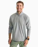 Island Performance Quarter Zip Pullover | Southern Tide