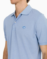 Jack Heathered Performance Polo Shirt | Southern Tide