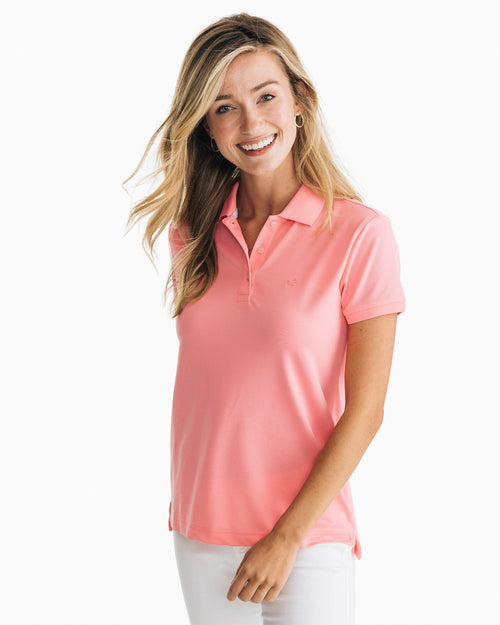 Jackee Performance Polo Shirt | Southern Tide