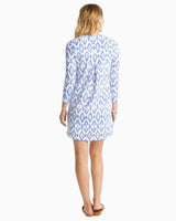 Jamie Ikat Performance Dress | Southern Tide