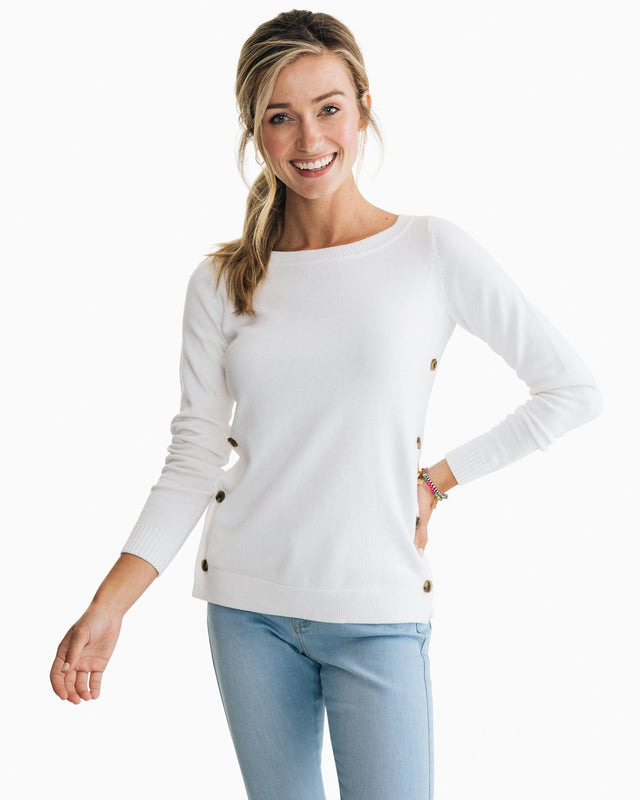 Jessa Pullover Sweater | Southern Tide