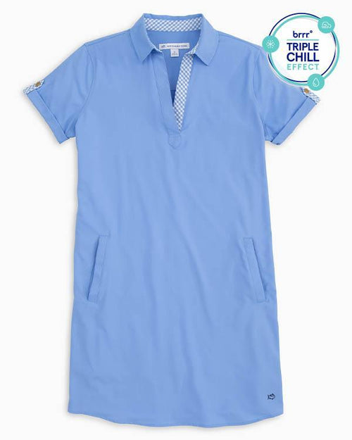 Kamryn brrr® Intercoastal Shirt Dress | Southern Tide