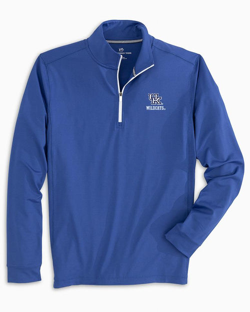 University of Kentucky Quarter Zip Pullover | Southern Tide