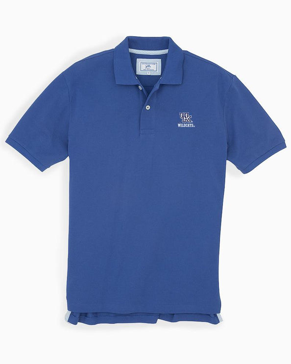 Kentucky Wildcats Pique Polo Shirt