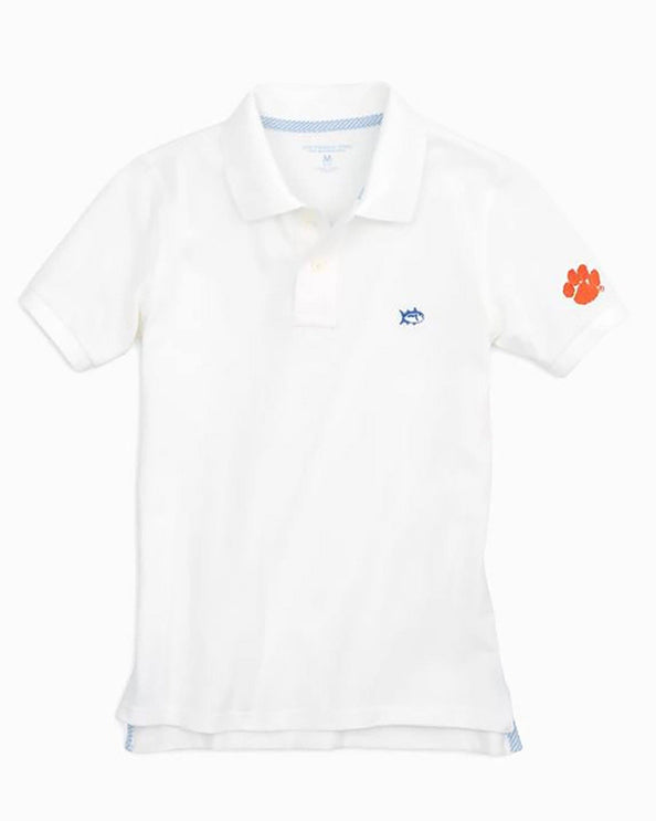 Clemson Tigers Boys Polo Shirt