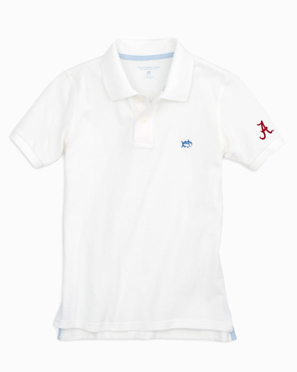 Alabama Crimson Tide Boys Polo Shirt