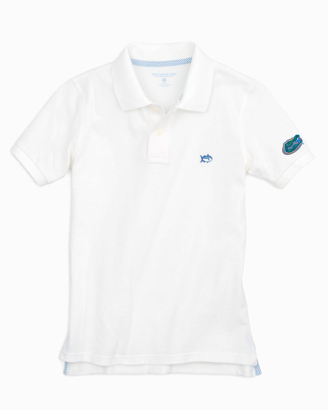 Kids Gameday Skipjack Polo - University of Florida | Southern Tide