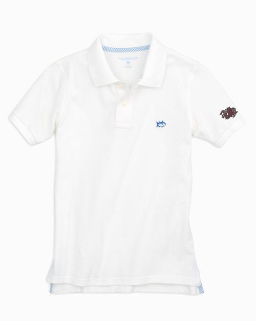 USC Gamecocks Boys Polo Shirt | Southern Tide