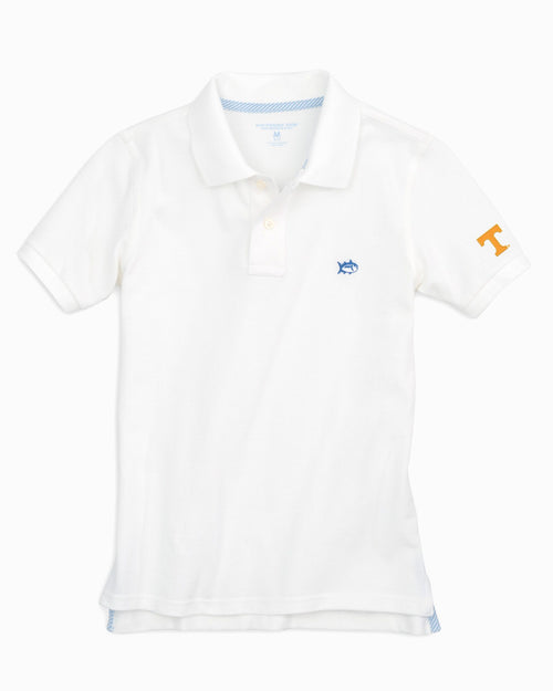 Tennessee Vols Boys Polo Shirt | Southern Tide