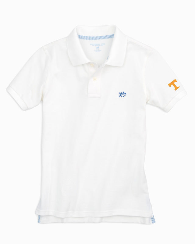 Kids Gameday Skipjack Polo - University of Tennessee | Southern Tide