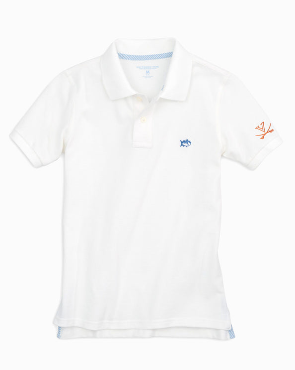 UVA Cavaliers Boys Polo Shirt