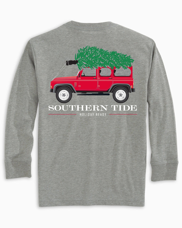 Kids Holiday Ready Long Sleeve T-Shirt