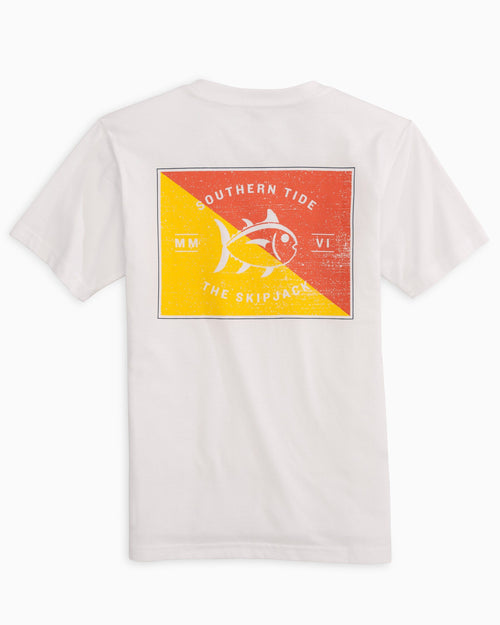 Kids Overboard T-Shirt | Southern Tide