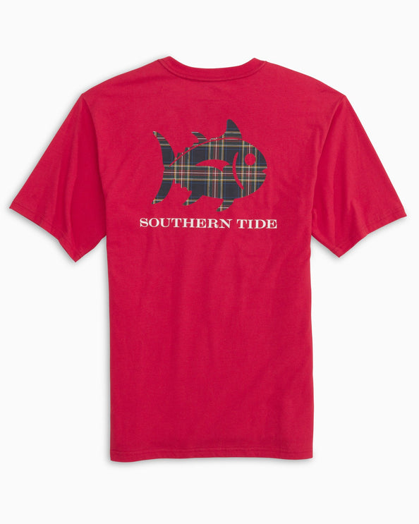 Kids Plaid Skipjack T-Shirt