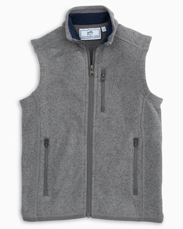 Kids Samson Peak Fleece Vest