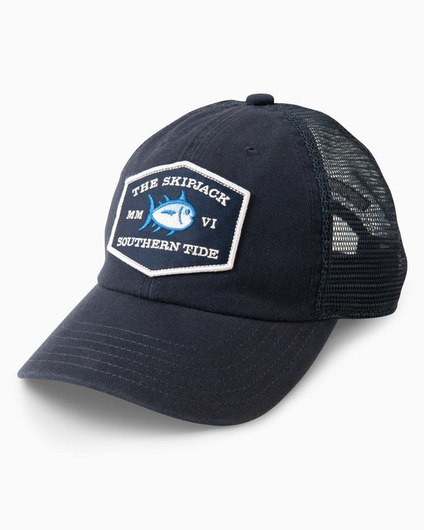 Kids Skipjack Jay Patch Trucker Hat